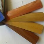 żaluzje drewnopodobne